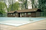 Glen Park Municipal Swimming Pool, a Structure.