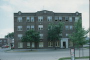 130 FOREST AVE, a Neoclassical apartment/condominium, built in Fond du Lac, Wisconsin in 1921.