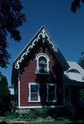 197 SHEBOYGAN ST, a Gothic Revival house, built in Fond du Lac, Wisconsin in 1885.