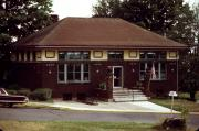 Medford Free Public Library, a Building.