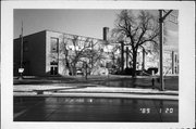 63 E MERRILL AVE, a Contemporary elementary, middle, jr.high, or high, built in Fond du Lac, Wisconsin in 1949.