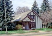 330 BROAD ST, a Craftsman meeting hall, built in Lake Geneva, Wisconsin in 1912.