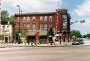 510-516 E WILSON ST, a Commercial Vernacular hotel/motel, built in Madison, Wisconsin in 1872.