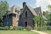 1011 STATE ST, a Gothic Revival house, built in Eau Claire, Wisconsin in 1866.