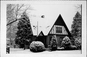 175 E MOORE ST, a Tudor Revival house, built in Berlin, Wisconsin in 1930.