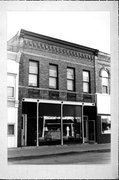 523 W WATER ST, a Italianate retail building, built in Princeton, Wisconsin in 1901.