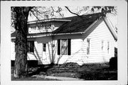 316 N GROVE ST, a Bungalow house, built in Barneveld, Wisconsin in 1925.