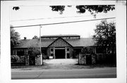 1885 SHERIDAN RD, a Rustic Style recreational building/gymnasium, built in Kenosha, Wisconsin in 1938.
