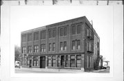 610 S 2ND ST, a Commercial Vernacular warehouse, built in La Crosse, Wisconsin in 1899.