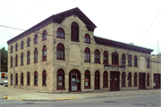 202 N WATER ST, a Italianate industrial building, built in Watertown, Wisconsin in 1858.