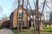 2375 RIVERSIDE DR, a Tudor Revival house, built in Allouez, Wisconsin in 1920.