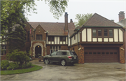4430 N LAKE DR, a Tudor Revival house, built in Shorewood, Wisconsin in 1926.