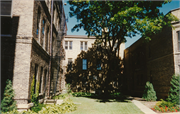 6501 3RD AVE, a Gothic Revival dormitory, built in Kenosha, Wisconsin in 1894.