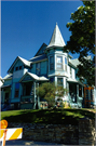 603 N WEST AVE, 448 PARK ST, a Queen Anne house, built in Waukesha, Wisconsin in 1883.