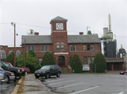Flambeau Paper Company Office Building, a Building.