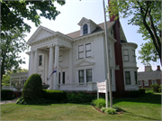 403 MCINDOE ST, a Neoclassical house, built in Wausau, Wisconsin in 1900.