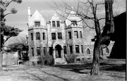 6501 3RD AVE, a Gothic Revival monastery, convent, religious retreat, built in Kenosha, Wisconsin in 1911.