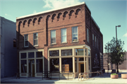 840-844 MAIN ST, a Commercial Vernacular retail building, built in Stevens Point, Wisconsin in 1913.