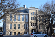W63 N645 WASHINGTON AVE, a Richardsonian Romanesque elementary, middle, jr.high, or high, built in Cedarburg, Wisconsin in 1908.