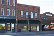 Menomonie Downtown Historic District, a District.