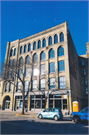 326 W FLORIDA ST, a Romanesque Revival warehouse, built in Milwaukee, Wisconsin in 1894.