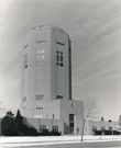 4001 S 6TH ST, a Art Deco water utility, built in Milwaukee, Wisconsin in 1938.