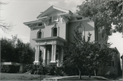 1119 N MARSHALL ST, a Italianate house, built in Milwaukee, Wisconsin in 1874.