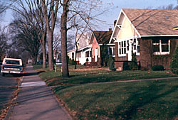 Emery Street Bungalow District, a District.