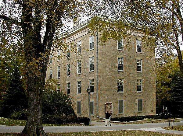 UW madison north hall