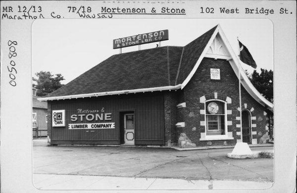 102 w bridge st property record wisconsin historical society