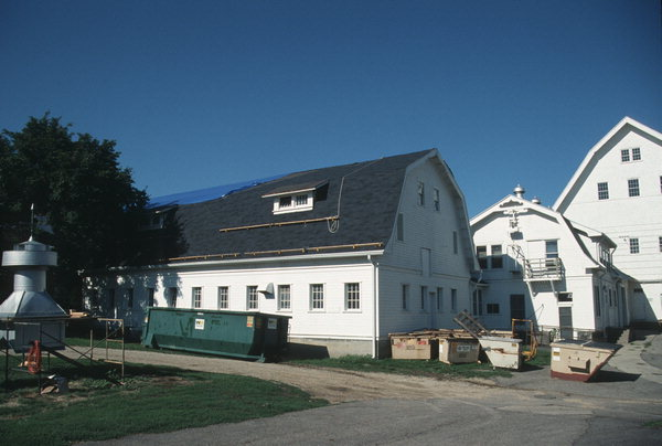 University Of Wisconsin Dairy Barn A Building