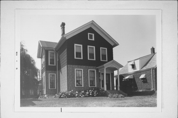 317 W LINCOLN AVE | Property Record | Wisconsin Historical