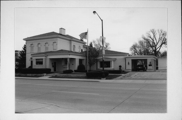 304 S Commercial St Property Record Wisconsin Historical