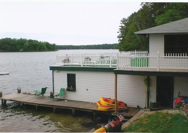 9264 HOWARD'S POINT RD (LAKE MINOCQUA) | Property Record