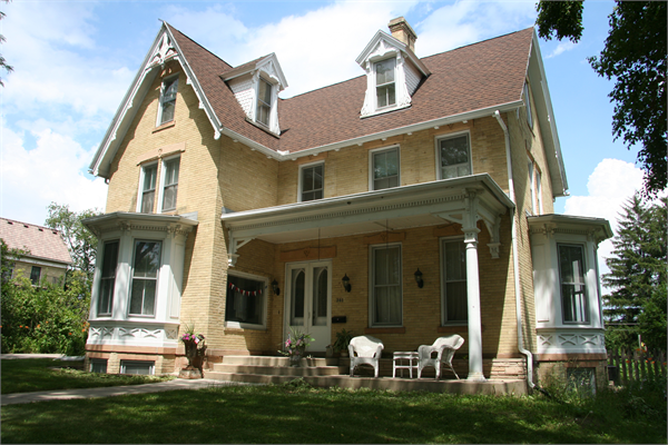 381 W MADISON ST | Property Record | Wisconsin Historical