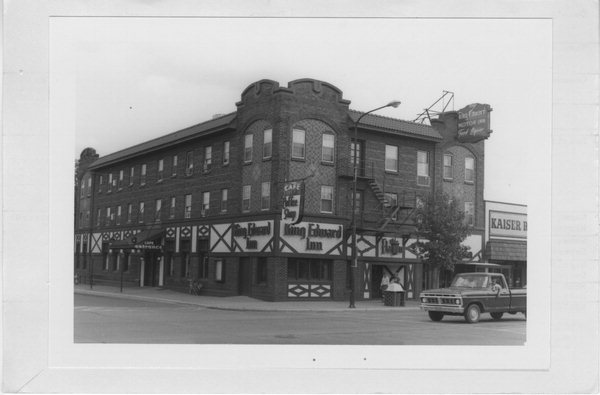 133 137 North Main St A Tudor Revival Hotel Motel Built In