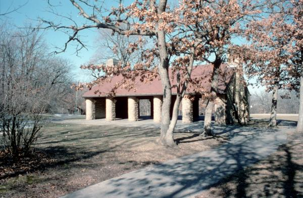 Local Stone Fireplaces In Hoyt Park >> 3902 Regent St Property Record Wisconsin Historical Society