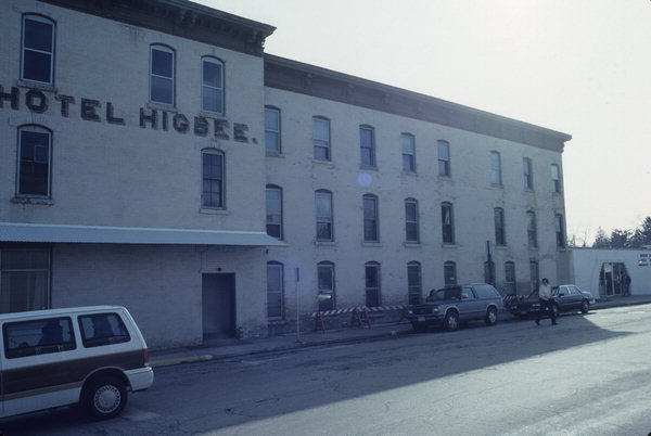 102 S Iowa St A Italianate Hotel Motel Built In Dodgeville Wisconsin