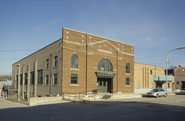 123 S MONROE ST | Property Record | Wisconsin Historical Society