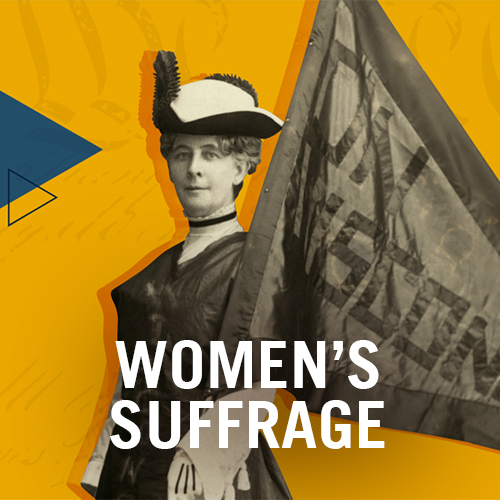 Explore the Women's Suffrage Centennial History in Wisconsin