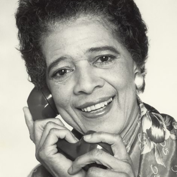Vel Phillips on the radio