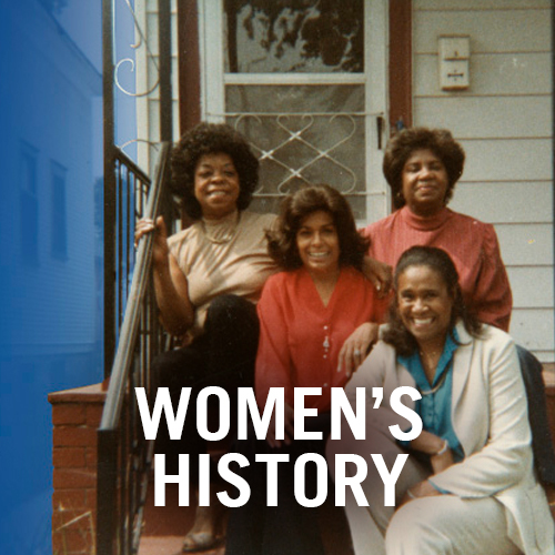 Explore Women's History in Wisconsin