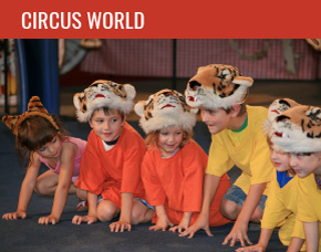 Circus World Field Trips