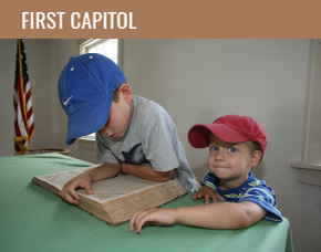 First Capitol Field Trips