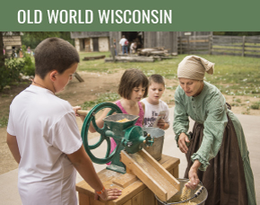 Old World Wisconsin Field Trips