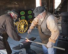 Pioneer Power Blacksmiths.
