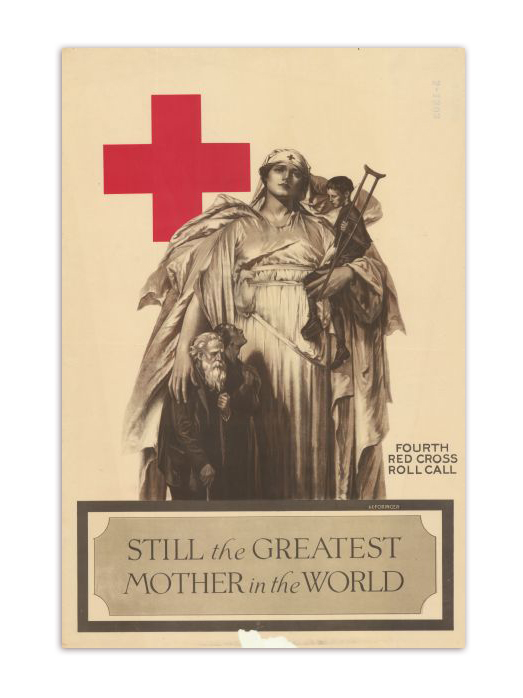 Still the Greatest Mother in the World Propaganda Poster
