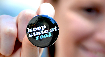Keep State Street Real button.