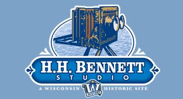 H.H Bennett Studio Logo.