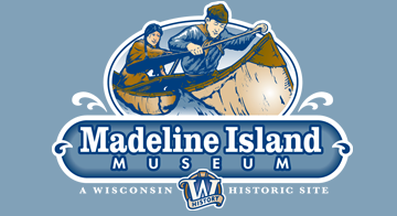 Madeline Island Museum Logo.